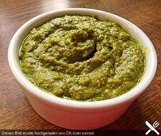 Sauerampfer - Pesto, ein tolles Rezept aus der Kategorie Vegetarisch. Bewertungen: 13. Durchschnitt: Ø 3,9.