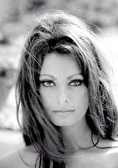 Sophia Loren - beauty