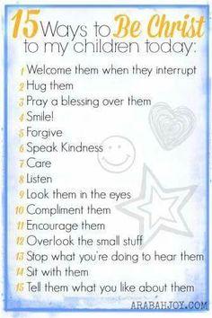 Godly kids