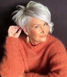 55 Noble Kurzhaarschnitte für Frauen 2020 - Inspirierende Frisuren, Frisuren und Farbtrends für Frauen