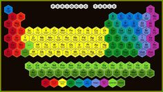 periodic table wallpaper hd images free images periodic table of the elements honeycomb