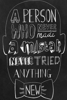Albert Einstein Quote #typgraphy #illustration #type