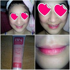 Another shared picture... user of our New BN Cheek n Lip tint.. she uses this along with BN Whitening Products before heading out.. Walaaah!!! Mestiza kaagad ang effect! I so love the combinations thank you maam for showing appreciation to our products. Visit us at https://www.facebook.com/BNwhiteningshoppe