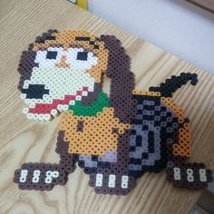 Toy Story perler beads by ysj114489