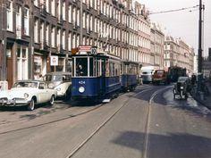 Van der Hoopstraat, 1961.   Foto is in eigendom van Tim Castricum. www.facebook.com/oudamsterdammer