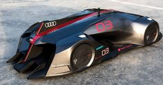 """Automotive design, car design (@motivezine) on Instagram: """"Audi LMPX 2030 Concept. Scale model Designed by Vibu S @vibu_s Explore more about Audi LMPX 2030…"""""""