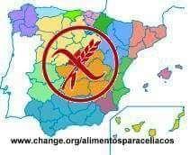 Manifestación 3 de Octubre en Madrid,Tarragona y Granada  por un precio justo para los Celiacos #que no pare