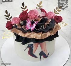 Diwali Candles, Food Decorating, Cakes For Women, Bachelorette Ideas, Cake Decorating Techniques, Cake Designs, Beautiful, Woman, Decoration