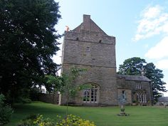 Here is Elsdon Vicar's Pele Tower. Still inhabited today. Elsdon is a beautiful village in Redesdale, Northumberland, England.Some of the English who died at the Battle of Otterburn in 1388 are buried in the local churchyard. Elsdon is a truly beautiful village. Love it!