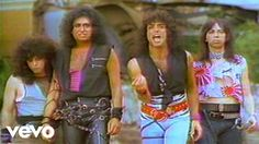 Kiss - Lick It Up #KISS Music video by Kiss performing Lick It Up. (C) 1983 The Island Def Jam Music Group