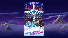 Bejeweled Stars - Free App - EA Official Site Match 3, Game Item, Apple Logo, Electronic Art, Night Skies, Constellations, Ea, Board Games