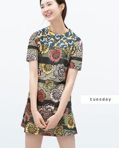 #zaradaily #tuesday #trf #dresses