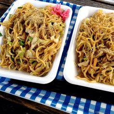 食ログ: 富士宮やきそば。激ウマ - @mattyinstagram- #webstagram Fujinomiya Yakisoba Fujinomiya style chow mein