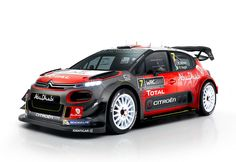 With less than a month before the 2017 FIA World Rally Championship (WRC) gets underway at Rallye Monte Carlo, Citroën Racing has unveiled its new C3 WRC in Abu Dhabi.