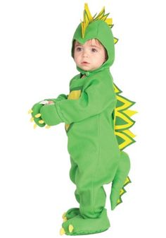 Rubie's Costume EZ-On Romper Costume, Dragon / Dinosaur #Rubies #Costume #EZ-On #Romper #Dragon #Dinosaur
