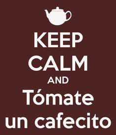 cafecito...