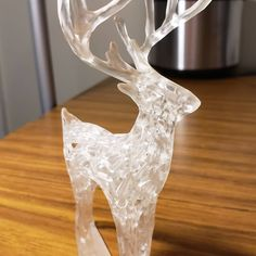 Clear resin print by protoprint.ca