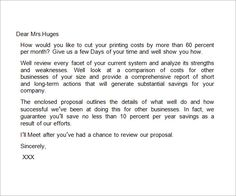 sample cover letter to submit documents - business proposal letter doc useful document samples