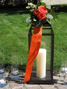 The French Tangerine: ~ tangerine wedding part 1