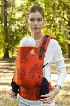 Didymos Indian Pepper TULA BABY CARRIER