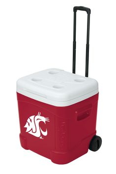 New for 2013! Igloo Washington State University Ice Cube 60 Roller