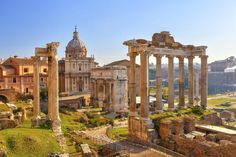 Visit the Roman Forum and Palatine in Rome, Italy - TICKED