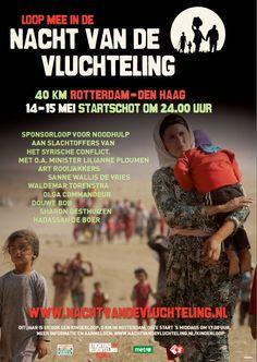 Nacht van de Vluchteling 2015