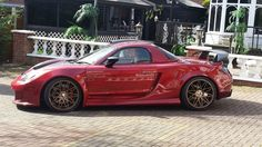 Turismo Avalanche Gt Toyota Mr2 Gemballa conversion