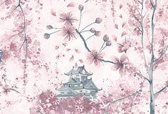 Sakura | pattern design on Behance