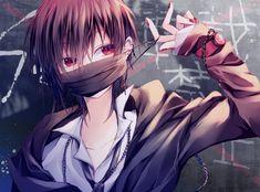Anime Demon Boy, Dark Anime Guys, Cool Anime Guys, Anime Angel, Cute Anime Boy, Anime Art Girl, Anime Boys, Yandere Anime, Manga Anime