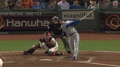 Happ hurls gem as Tulowitzki gets to Giants
