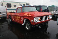 Gasser - The 1947 - Present Chevrolet & GMC Truck Message Board Network Antique Trucks, Vintage Trucks, Vintage Racing, Hot Rod Trucks, Cool Trucks, Dodge Pickup Trucks, Cj Jeep, Sport Truck, Dodge Muscle Cars