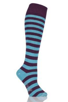 Ladies 1 Pair Corgi Cashmere Cotton Striped Knee High Socks Corgi Socks, Striped Knee High Socks, Sock Shop, Hosiery, Cashmere, Lady, Cotton, Fashion, Socks