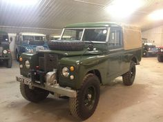 Land Rover 109 Series 1-Ton