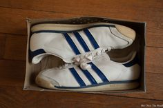 Adidas Rom vintage UK 7 made in France casual