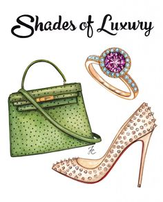 Shades of luxury   Doll Memories