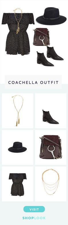 Coachella created by xxkimberly24xx on ShopLook.io perfect for Coachella. Visit us to shop this look.