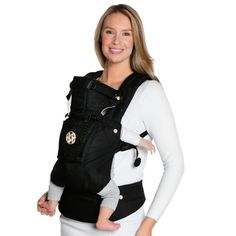 Black and white: Baby gear for moms who like subtle colors | BabyCenter Blog