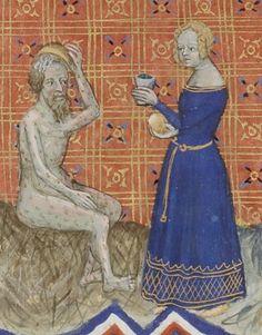 Guiard des Moulins, Bible Historiale de Jean de Berry .
