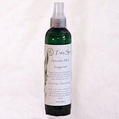 Trs Spa Aromatic Mist Invigorate Opening Clearing Eucalyptus Rosemary Peppermint Essential oils A truly versatile natural product to scent you and your environment Our mists are skin safe environmentally friendly and alcohol free S Spa, Aromatherapy Candles, Alcohol Free, Peppermint, Mists, Essential Oils, Environment, Bottle, Amp