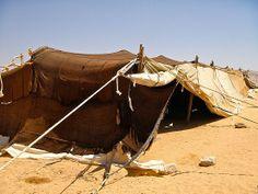 http://www.TravelPod.com - the Bedouin's tent by TravelPod member Rmisaac, from Wadi Rum, Jordan