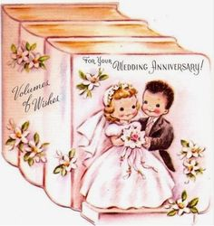 vintage wedding bride and groom greeting cards Birthday Card Sayings, Birthday Greeting Cards, Wedding Anniversary Cards, Happy Anniversary, Anniversary Greetings, Wedding Shower Cards, Card Wedding, Wedding Bride, Free Printable Wedding Invitations