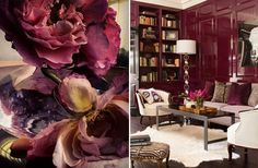 Exploring the color Marsala, Pantone's color of the year for Marsala, Pantone 2015, Pantone Color, Interior Design And Remodeling, Feng Shui Colours, Color Of The Year, Magenta, Pink Blue, Blue Green