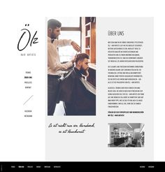 Intercoiffeur Ölz – Hair Artists | MOREMEDIA® Corporate Design, Web Design, Trends, Polaroid Film, Artists, Barber Shop Names, Design Web, Brand Design, Website Designs