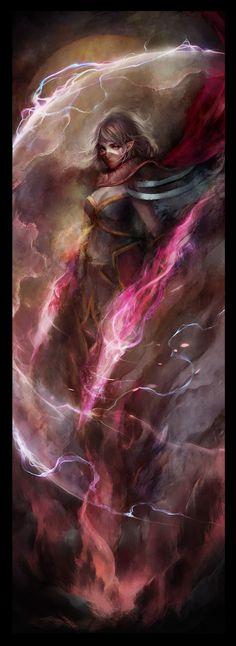 Templar Assassin by muju on DeviantArt
