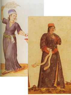 Ottoman Turkish Garb An Overview of Women's Clothing  an interesting research paper