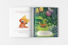 Lily's Lost Purr on Behance