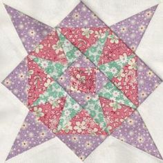 Elm Creek Sylvia's Bridal Quilt....want to make this...love the 1930's  140 6 inch blocks