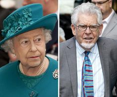 The Queen strips Rolf Harris of CBE following child sex conviction