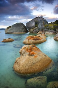 'Granite Drops' at Two Peoples Bay- Albany, Western Australia